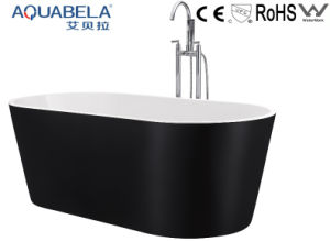 Pure Acrylic Freestanding Bath Tub with Skirt (JL609) pictures & photos