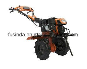 7HP Rotary Cultivator Power Tiller with New Handle and Light (FG900C) pictures & photos