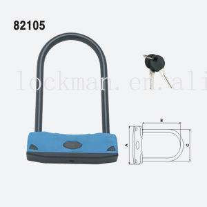 Bicycle Lock with Bule Plated, Bike Lock (BL-82105) pictures & photos