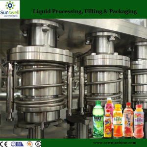 Ice Tea Drinks Small Bottle Filling Machine pictures & photos