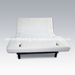 Massage Electric Bed, Wallhugger 4 Zone Adjustable (Comfort 200D)) pictures & photos