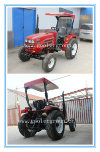 Turf Tyre Tractor (LZ304) pictures & photos