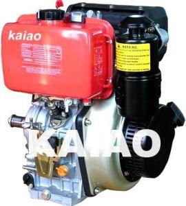 8.4HP Single Cylinder Hot Sale Diesel Engine (KA186F) pictures & photos