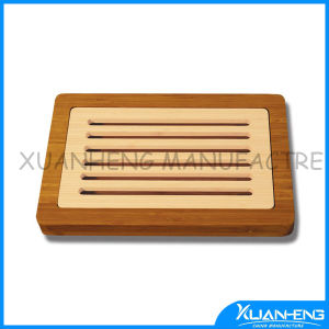 Luxury Bamboo Thick Cutting Board pictures & photos