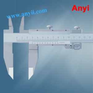 Vernier Calipers With Knife-Edge Jaws (Type B) pictures & photos