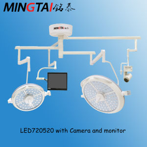 Mingtai LED Operating Lamp /Surgical Light LED720520 pictures & photos