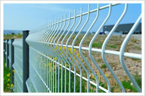 Security Wire Mesh Fence (S01) pictures & photos