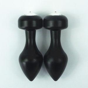 Anal Toys, Black Metal Butt Plug