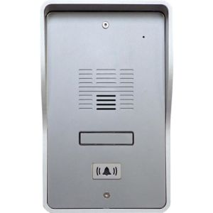 GSM 3G Audio Intercom for Multiple Residents Apartment 3G Door Phone Gate Opener Controller Relay Switch Via SMS or Free Call