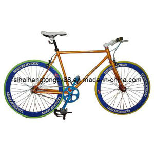 Yellow Racing Bicycle for Sale (700 CC) pictures & photos