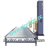 Pallet Strech Film Wrapping Machine on Line Wrapper pictures & photos