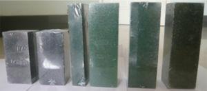 Black Silicon Carbide Blocks 50X50X100 pictures & photos