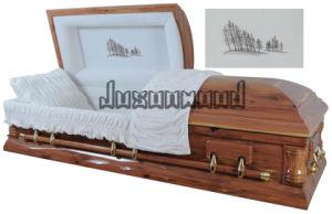 Wooden Casket (JS-A121)