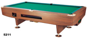 Coin Operated Billiard Table (COT-015) pictures & photos