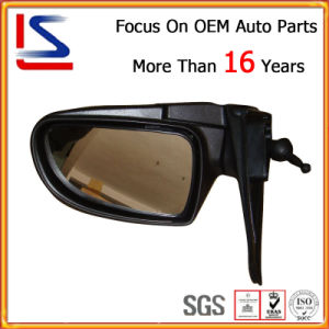 Auto Car Vehicle Parts Manual Auto Rear View Mirror for Accent ′00 (LS-HYB-032) pictures & photos