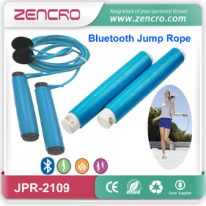 New Arrival Bluetooth Calorie Counter Skipping Jump Rope