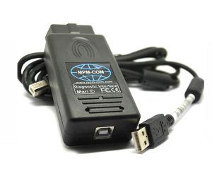 Mpm-COM Interface USB/Bt/WiFi+ Maxiecu 2 Full Version for Opel, Ford, FIAT, Alfa, Lancia, Nissan, Citroen, Peugeot, Renault, Mercedes Benz, Maz pictures & photos