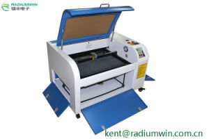 China 4060 Laser Engraving Cutting Machine with 60W Laser Tube