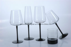 Set of 5 PCS of Hand Made Solid Color Drinking Glassware (B-GS03) pictures & photos