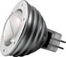 LED Lamp (MR16-1W, 3W, -12V)