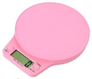 L Kitchen Scale with 0.1g/1g Double-Precision Display