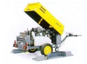 Atlas Copco Portable Screw Air Compressor (XAS57Dd XAS110Dd) pictures & photos