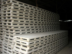 Fgc Light Weight Partition Wall Panel