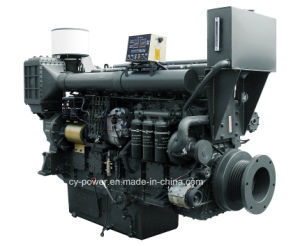 Sc33W Series Marine Engine, 382-605kw, Sdec pictures & photos