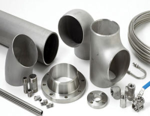 Carbon Steel & Stainless Steel Butt Welding Pipe Fitting pictures & photos
