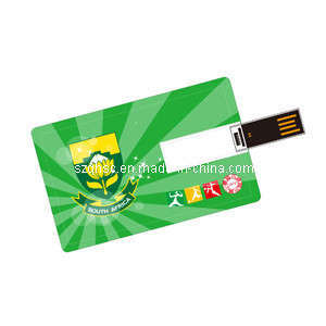 Card USB Flash Drive (qhsc402)