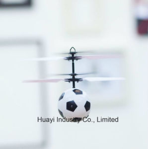 Hand Inductive Heli Ball Soccer Toy pictures & photos