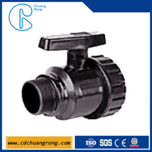 PPR Stop Male Union Ball Valve pictures & photos