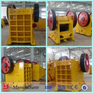 High Quality Yuhong ISO9001 & CE Approved Jaw Crusher Specifications pictures & photos