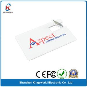 Plastic Pop-up Card USB Flash Drive