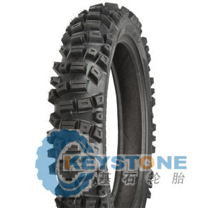 Motorcycle Tire 110/100-18 for Hard Terrain pictures & photos