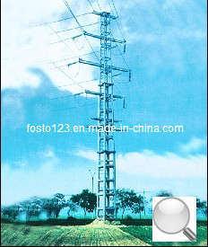 Four-Leg Transmission Tubular Steel Tower (FOSTO-TP(4)01)