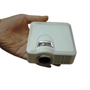 Mini Portable LCD Projector (P100)