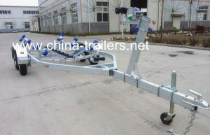 Steel Tandem Galvanized Boat Trailer pictures & photos