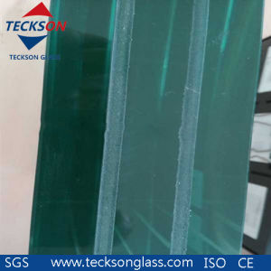 Clear PVB Safety Laminated Glass with Ce&ISO9001 pictures & photos