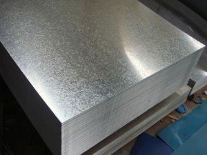 Hot Rolled Galvanized Steel Plate pictures & photos