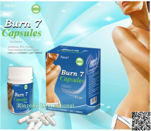 OEM Private Lables Burn 7 Slimming Kinzone Weight Loss Capsules pictures & photos