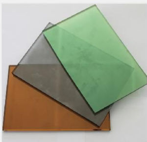 4-19mm Colored Reflective Glass with ISO9001&CE