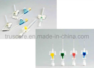 Disposable I. V. Cannula (I. V. catheter) pictures & photos