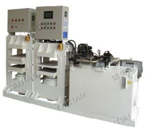 Hydraulic Hot and Cold Forming Press for Carbon Fiber pictures & photos