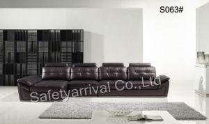 Leather Sofa (S063#)