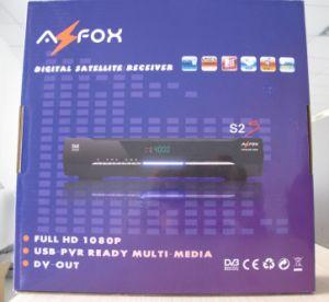 New South America Decoder Azfox S2s HD in Stock Set Top Box (Azfox s2s)