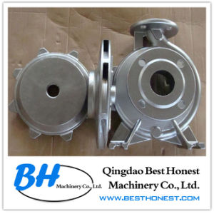 Aluminum Casting Pump Housing pictures & photos