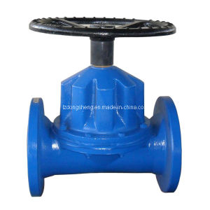 Saunders Diaphragm Valve Full Flow pictures & photos