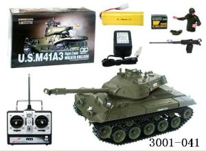 1: 16 USA RC Tank(Ordinary) (3001-041)
