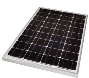 65W Mono Solar Panel for Charging 12V Battery pictures & photos